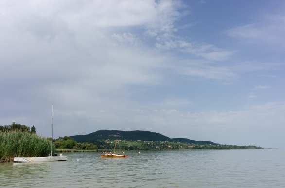Lake Balaton, Badacsonytomaj, Hungary